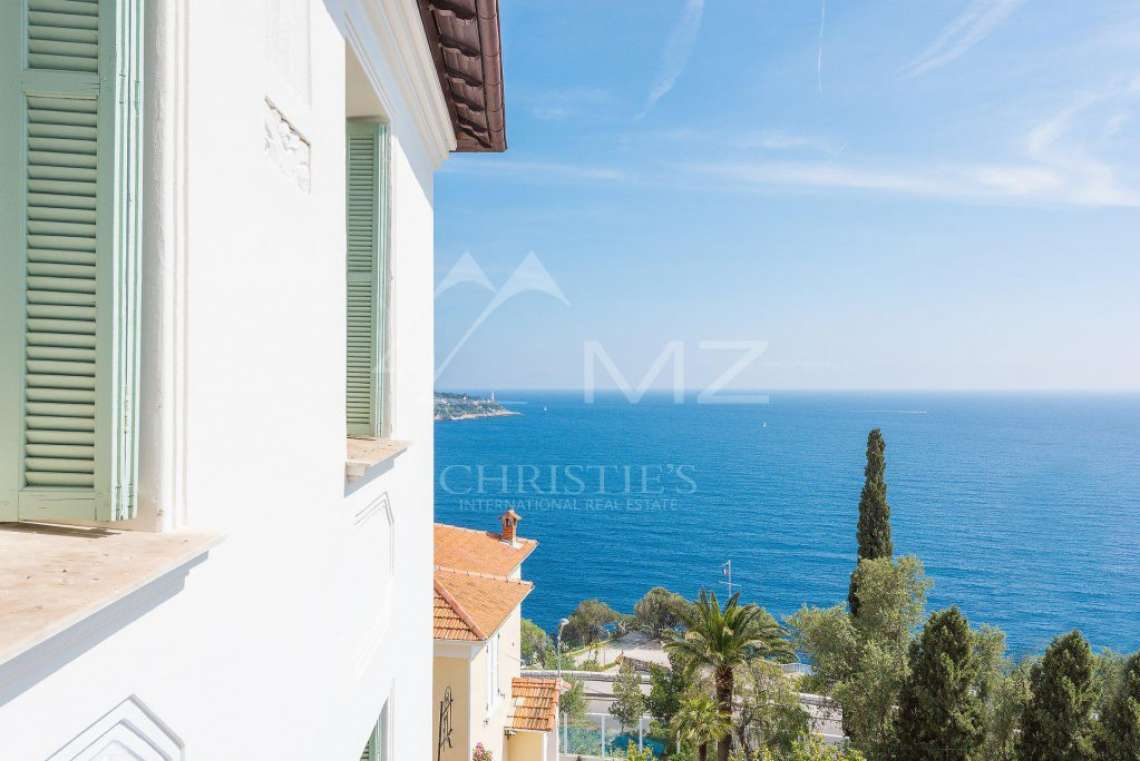 Cap de Nice - Superbe villa-appartement - photo4