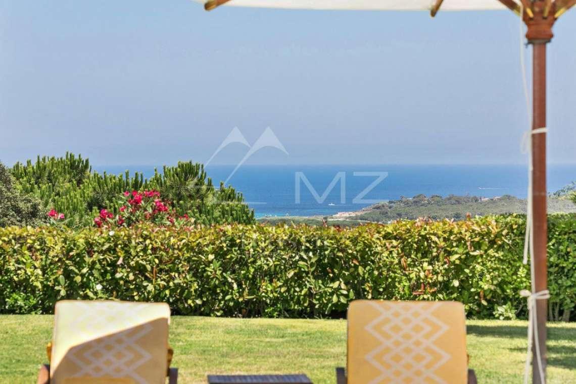 Pampelonne - Beautiful sea view property - photo1