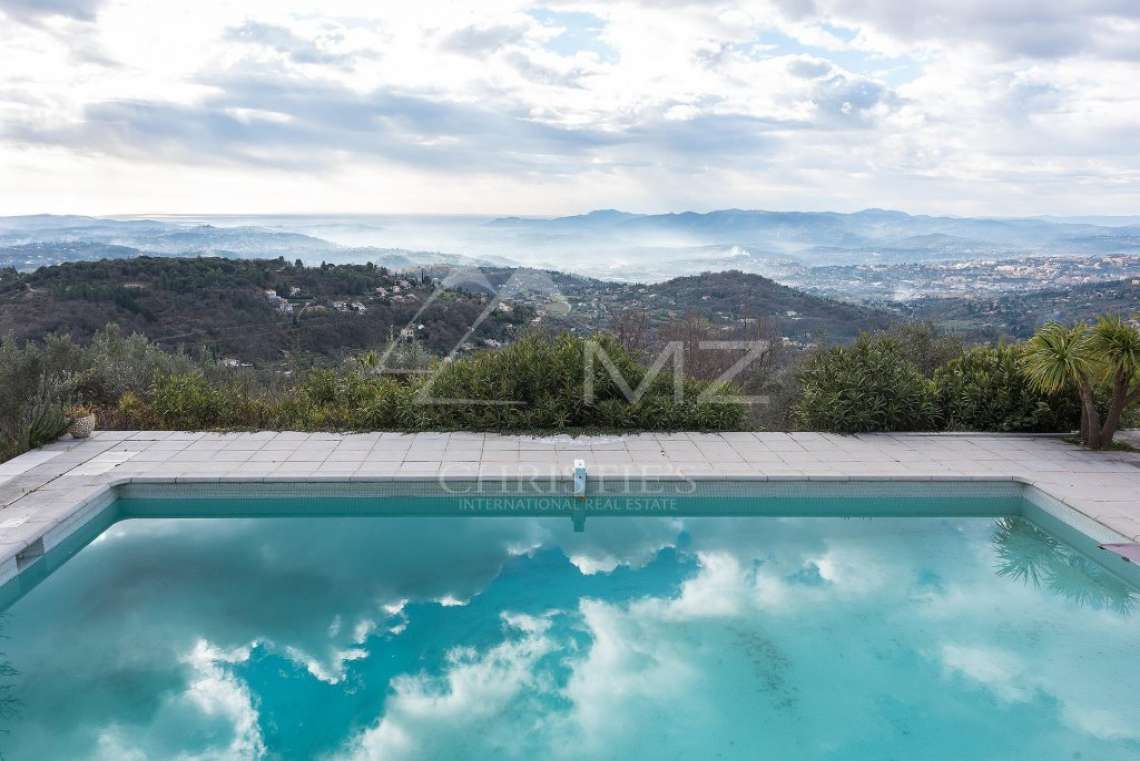 Cannes Backcountry - Panoramic sea view - photo2
