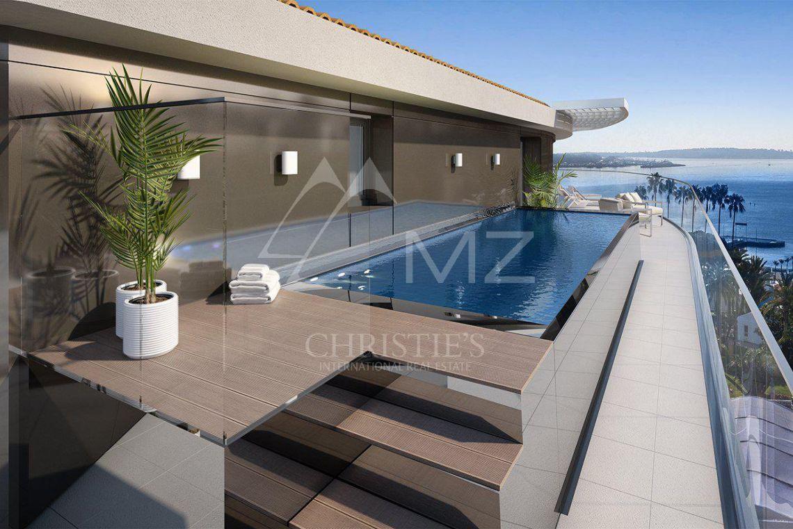 Cannes - Croisette - Penthouse - photo8