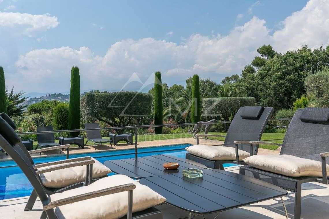 Mougins - Belle villa dans domaine privé - photo5