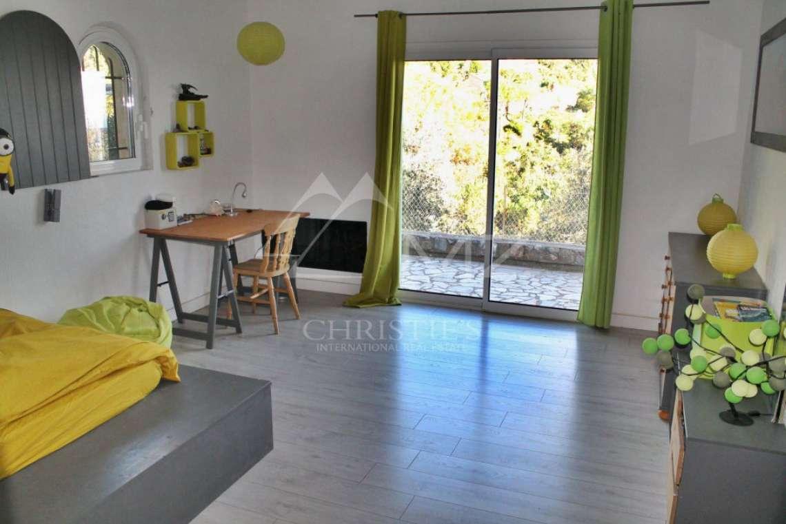 Vence - Provencal villa with sea view - photo14