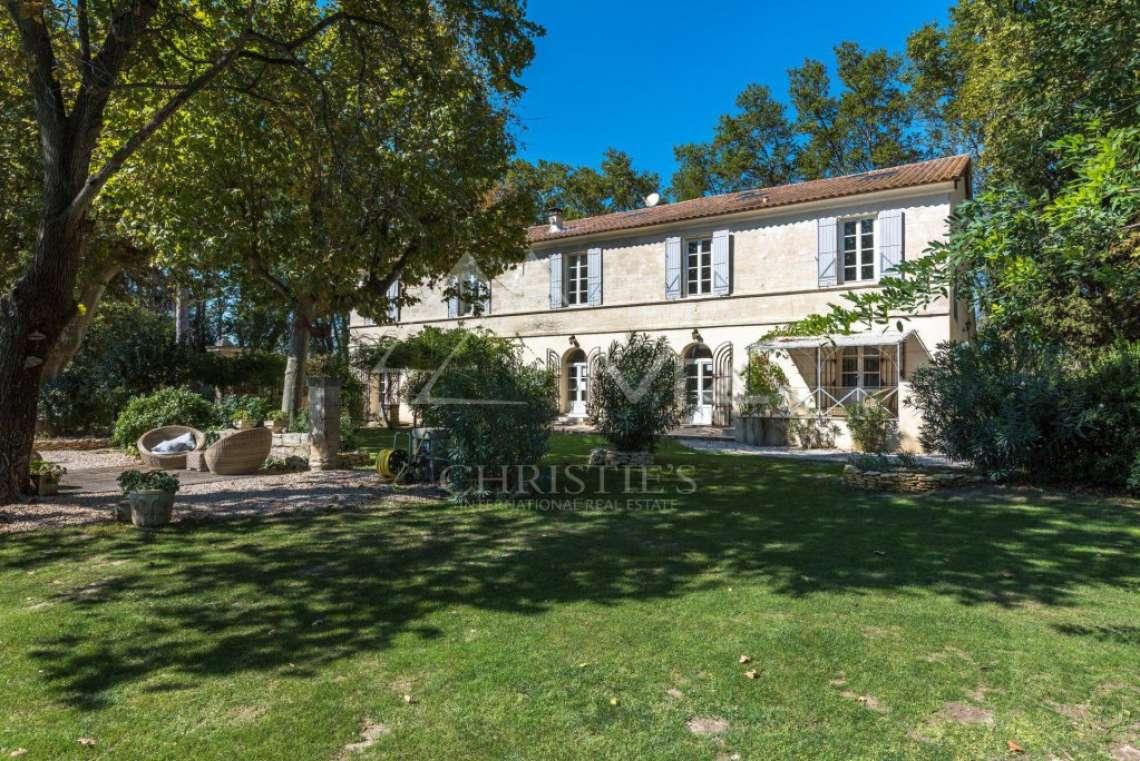 Avignon - Elégante bastide - photo1