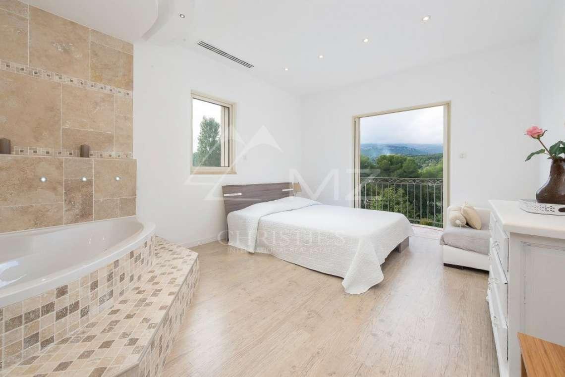 Arrière-pays cannois - Villa moderne proche commodités - photo18