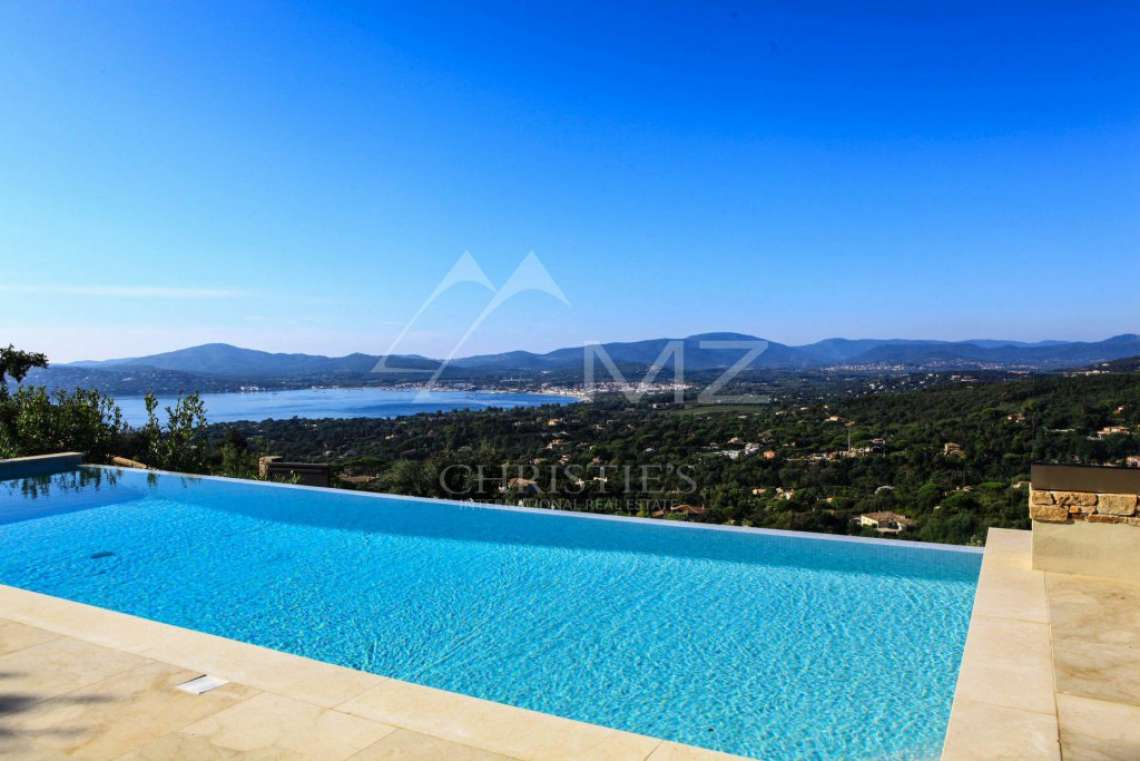 Between Saint-Tropez and Sainte-Maxime - Modern new Villa - photo3