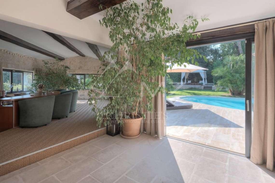 SAINT PAUL DE VENCE  - Charming Provencal style house - photo5