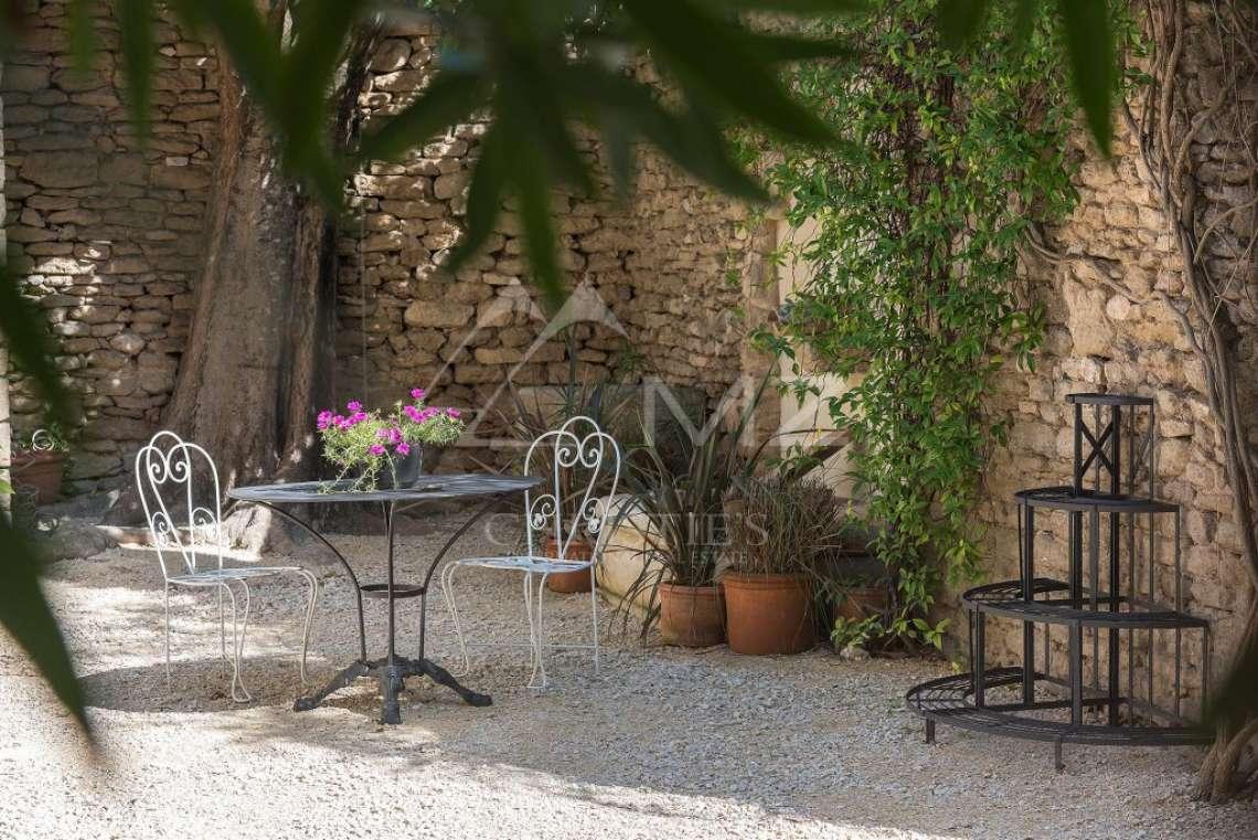 Gordes - Superbe maison de hameau - photo8