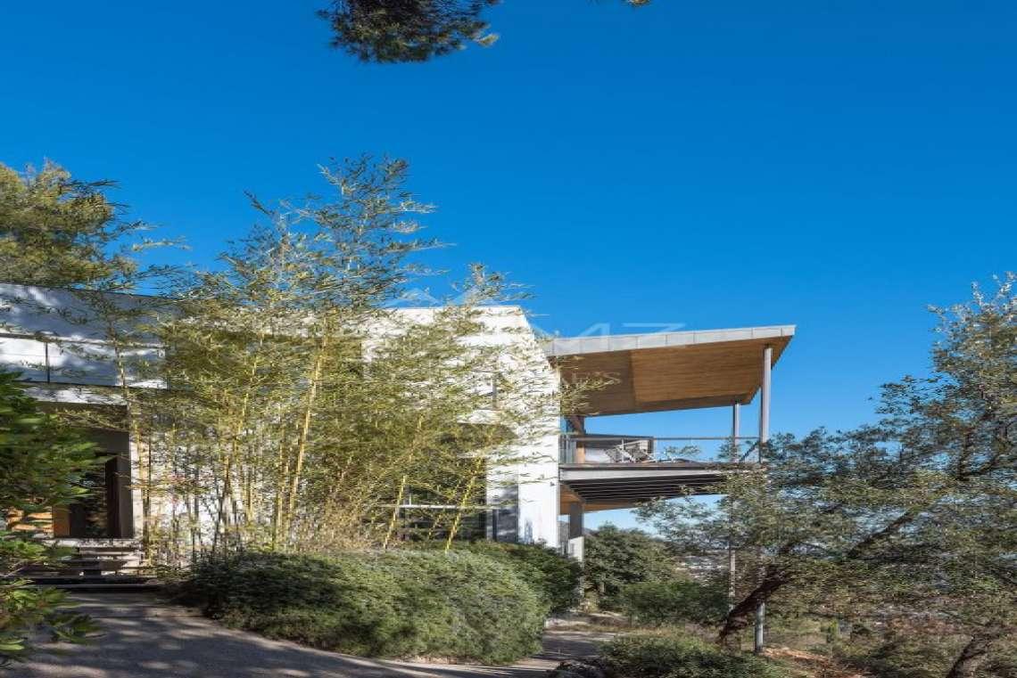 Arrière-pays cannois - Villa contemporaine avec vue - photo25