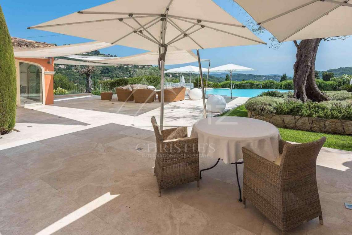 Cannes back country -  Panoramic view - photo14