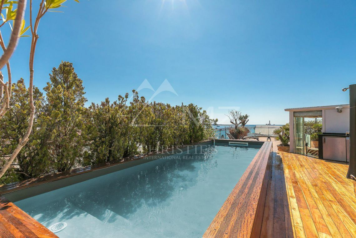 Cannes - Croisette - Exceptional penthouse - photo2