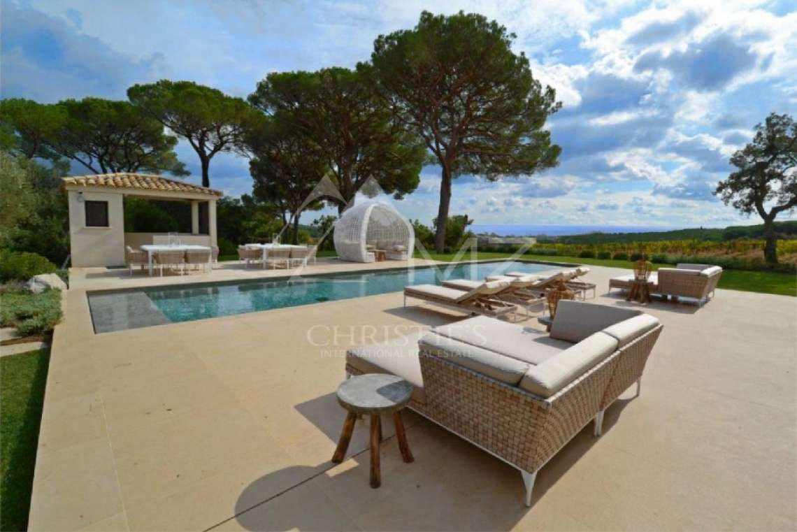Beautiful villa between Pampelonne and Saint-Tropez - photo3