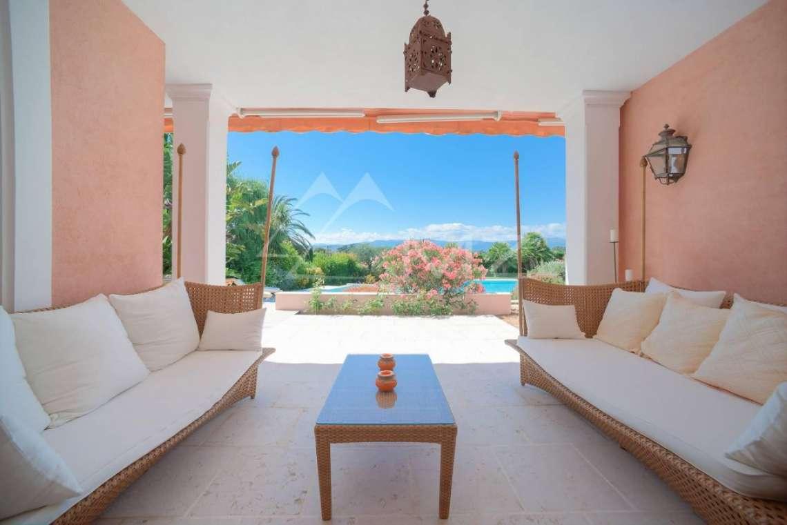 Cap d'Antibes - Villa proche mer - photo8