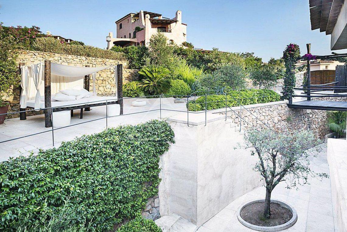 Italie - Porto Cervo - Sardaigne Gallura - Unique appartement de 2 étages - photo5