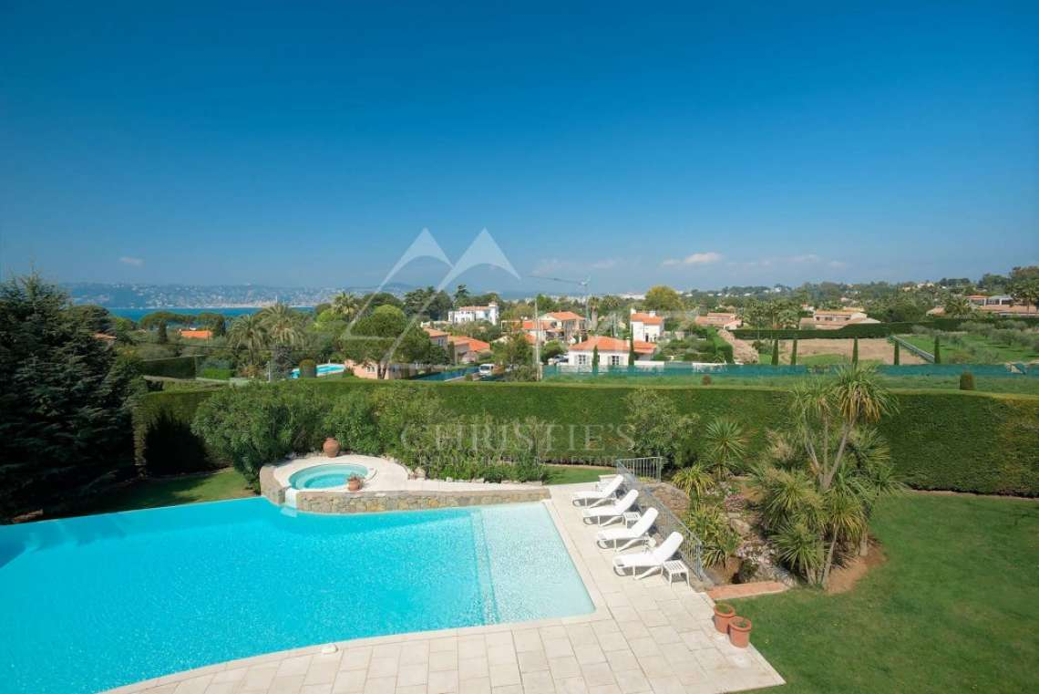 Cap d'Antibes - Villa proche mer - photo19
