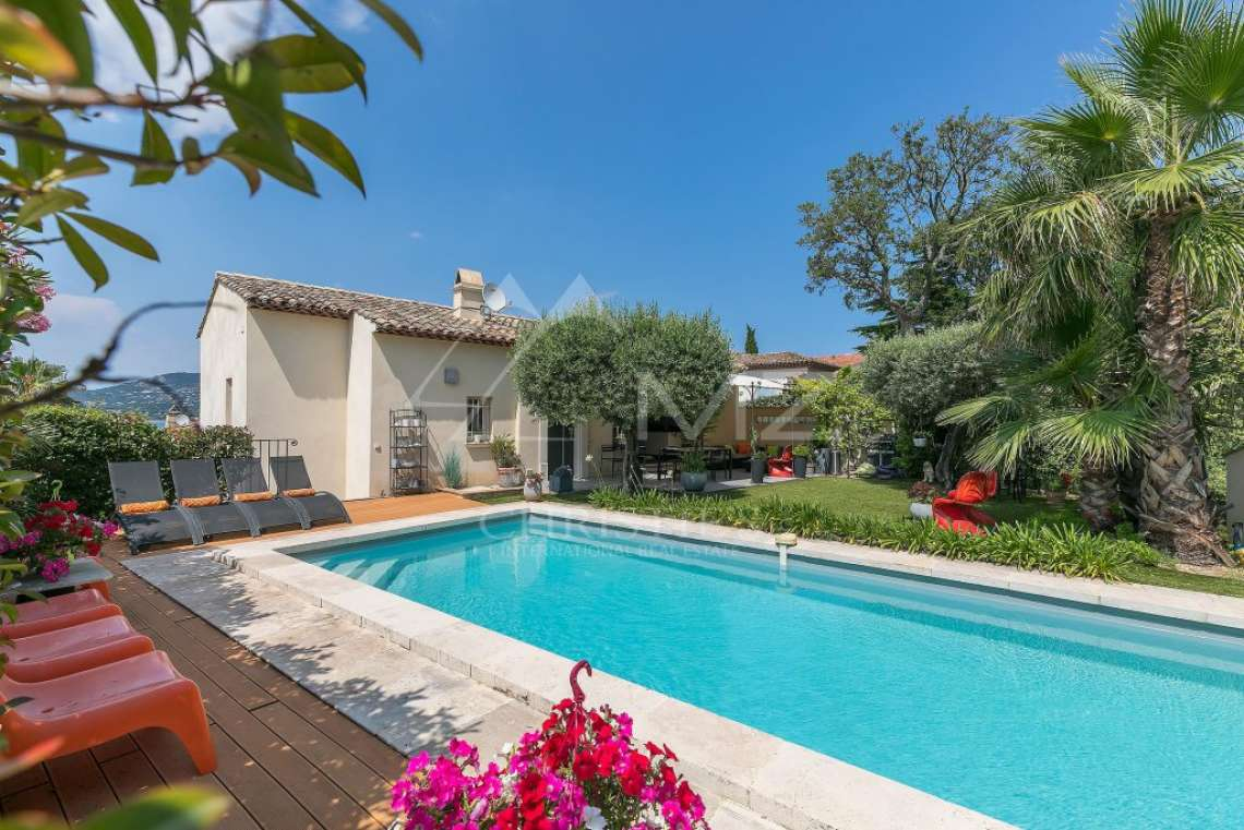 Close to Saint-Tropez -  Property with two houses - photo8