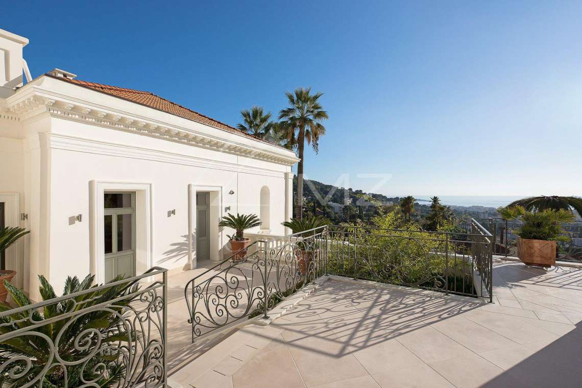 Cannes - On the heights - Panoramic sea view - photo6