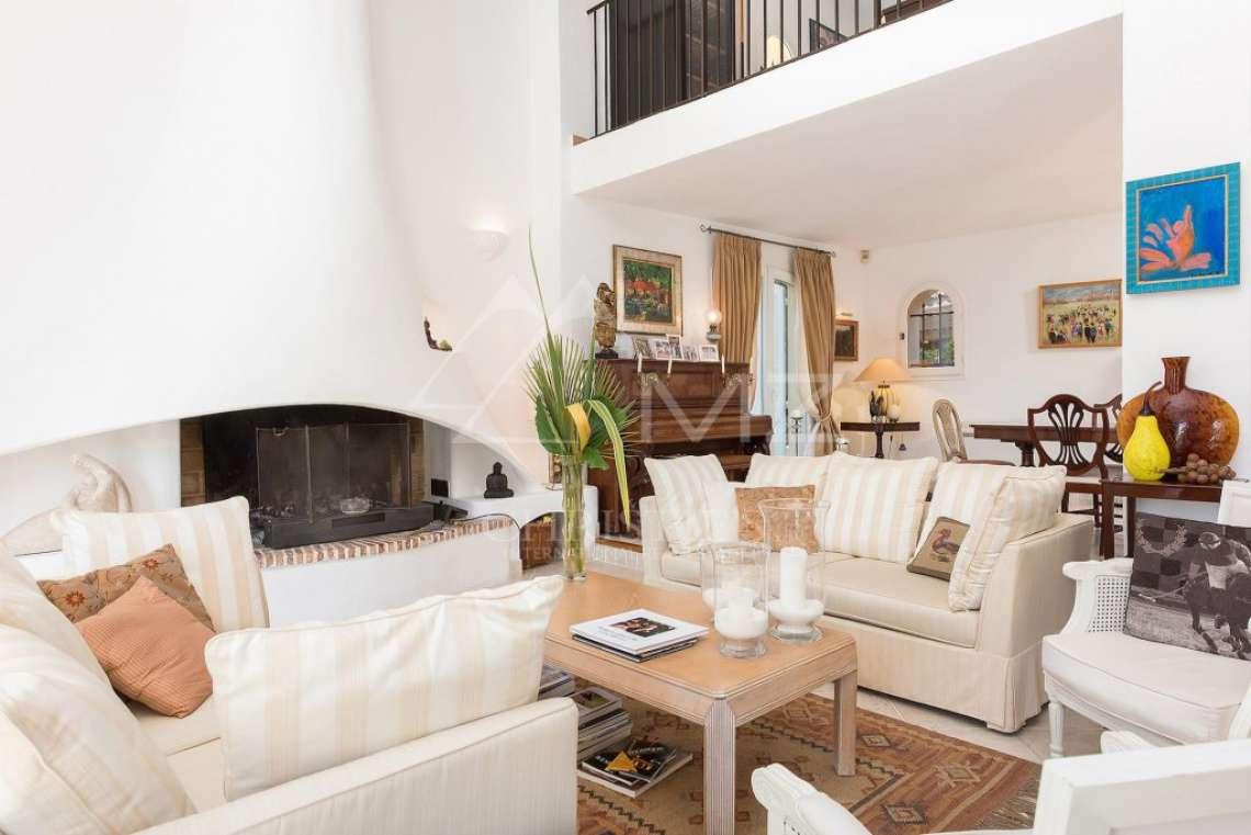 Mougins - Bright provencal villa - Gated estate - photo4