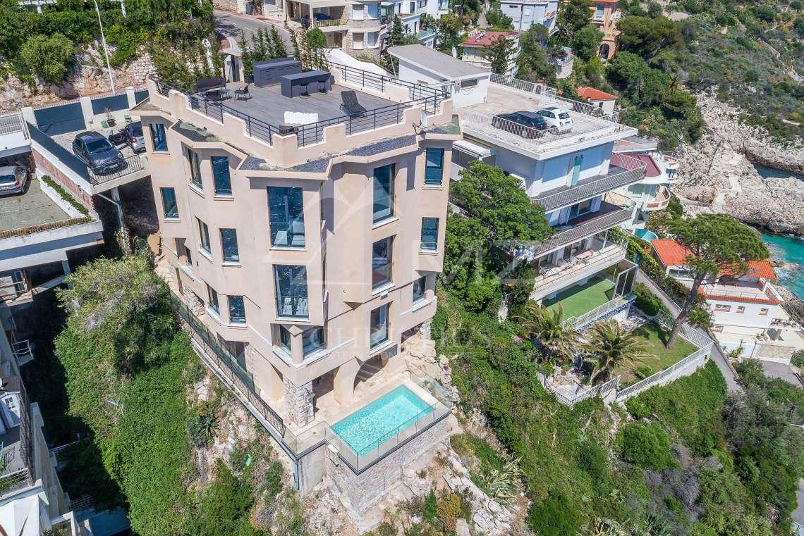 Nice - Cap de Nice - Duplex pieds dans l'eau - photo15
