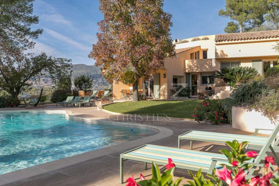 Nearby Mougins - Pleasant provencal modern - photo13