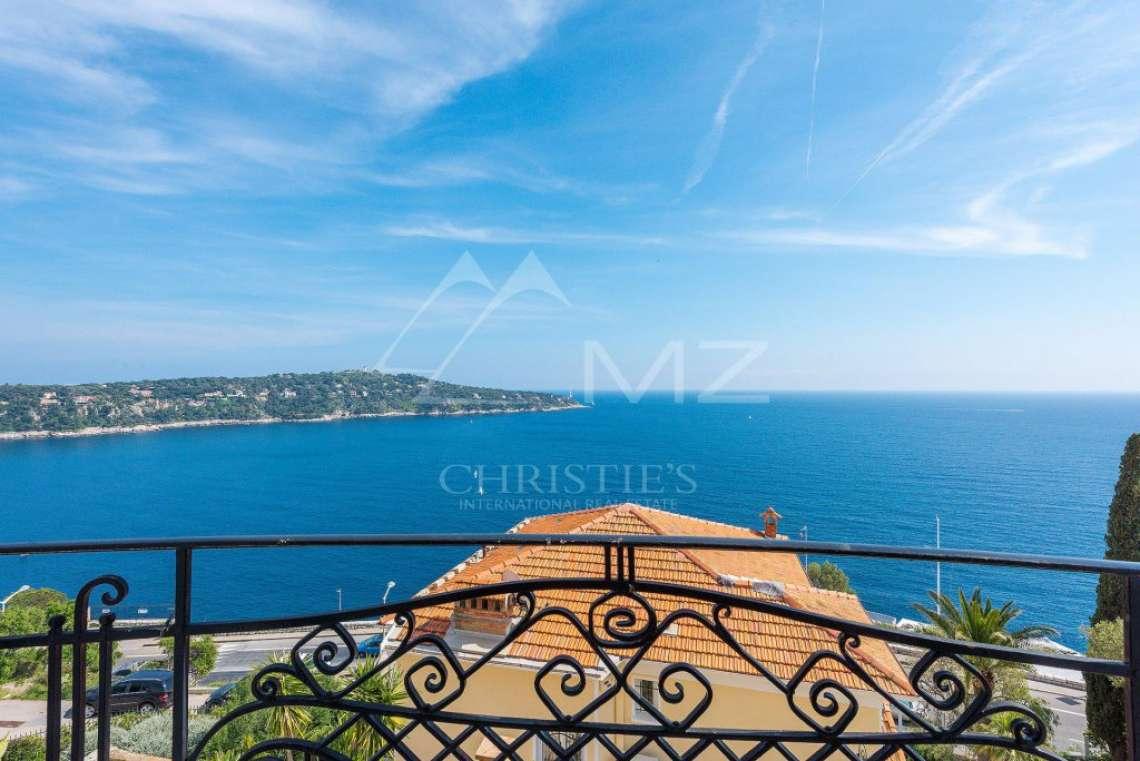 Cap de Nice - Superbe villa-appartement - photo3