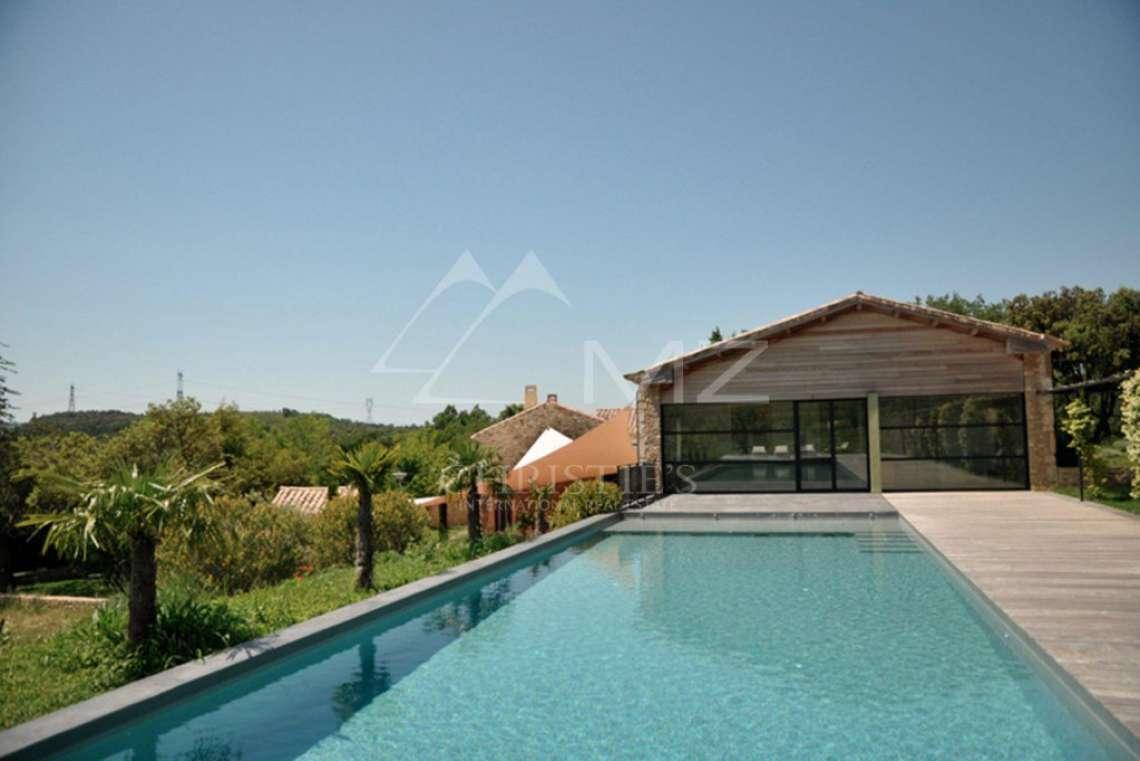 Close to Uzès - Exceptional property - photo4