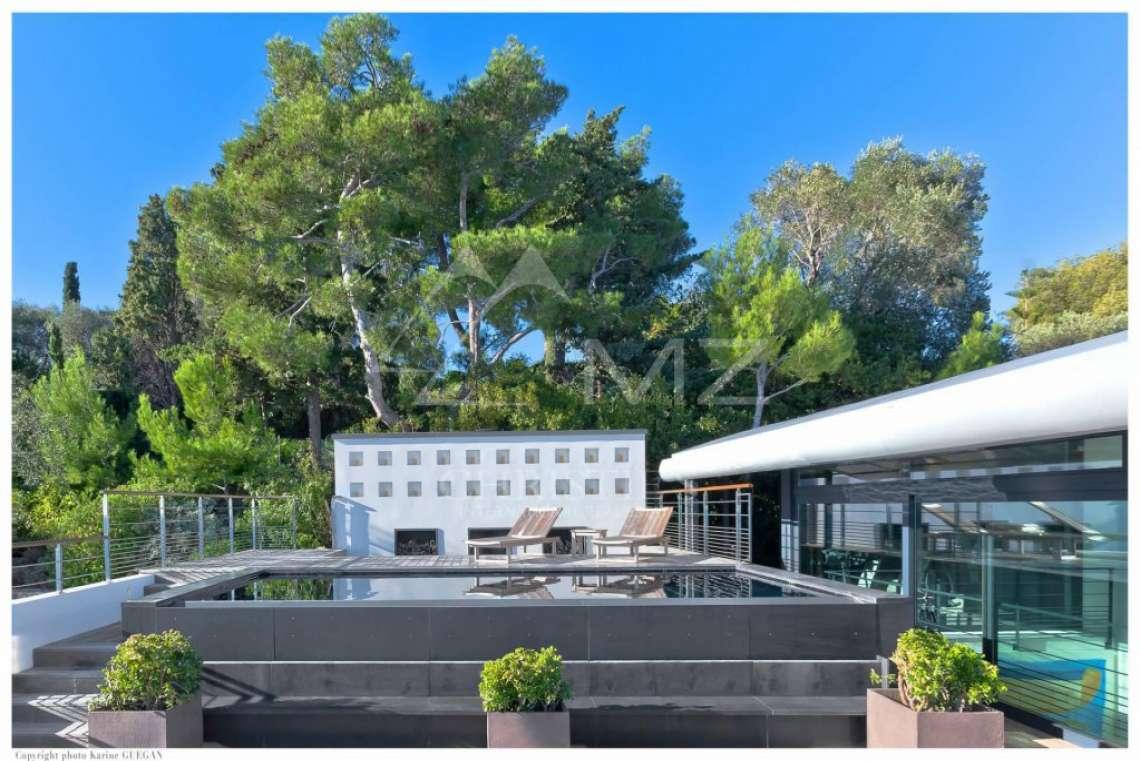 Saint-Jean Cap Ferrat - Panoramic sea view modern property - photo6