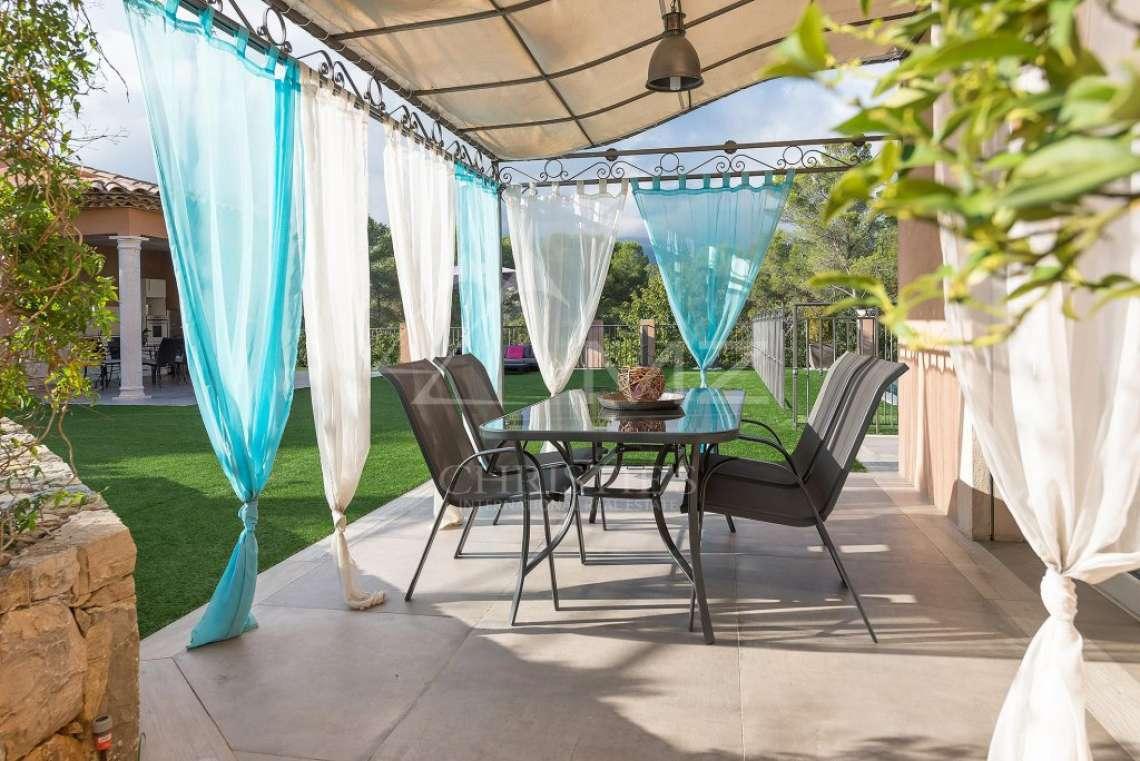 Arrière-pays cannois - Villa moderne proche commodités - photo3
