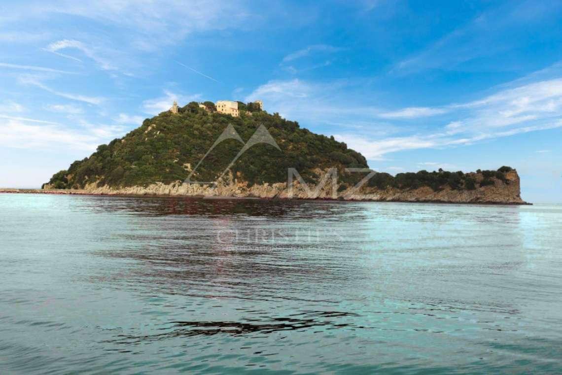 Италия - Лигурия - Частный остров - photo1