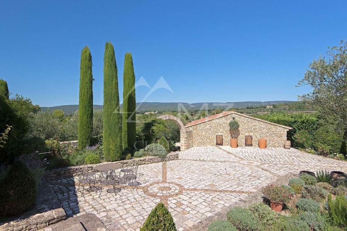 Gordes - Gorgeous stone house with amenities - photo6