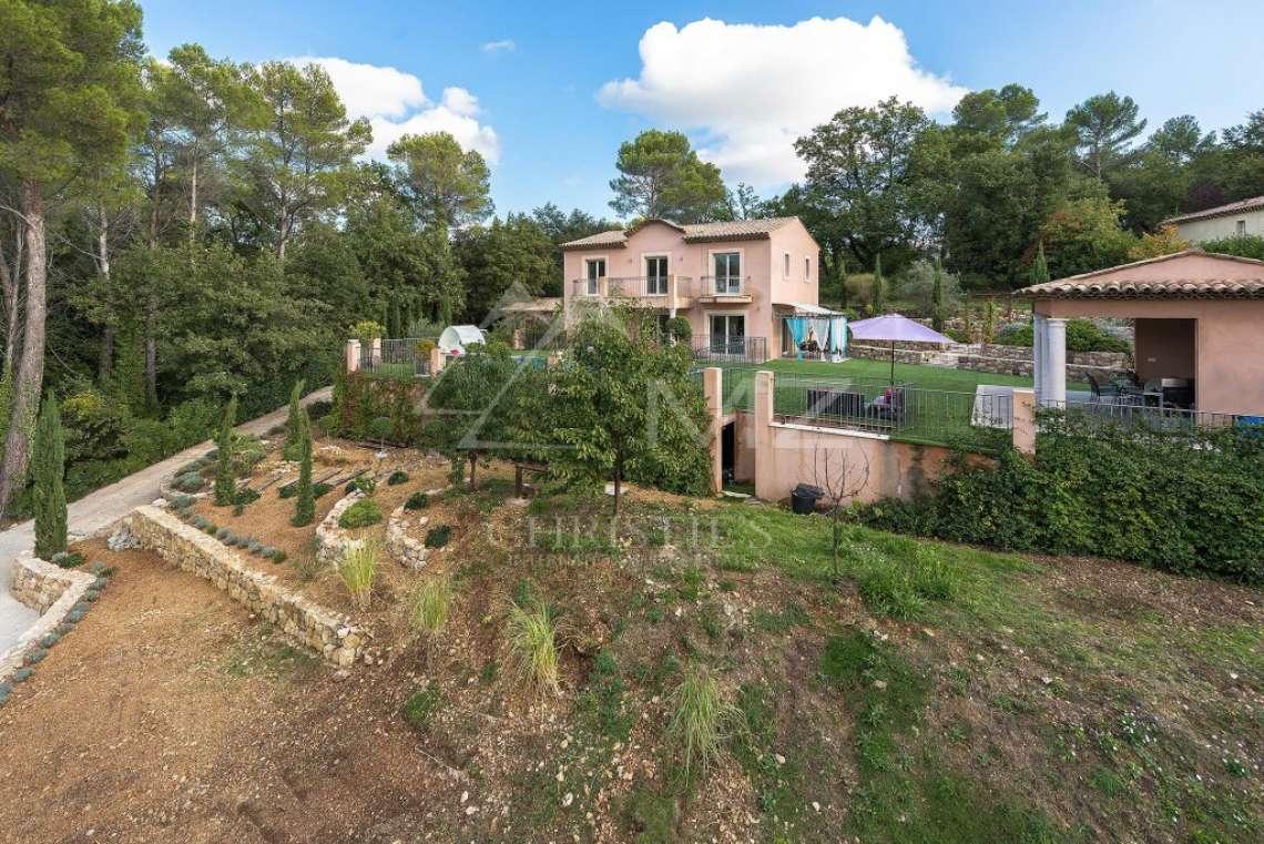 Arrière-pays cannois - Villa moderne proche commodités - photo22
