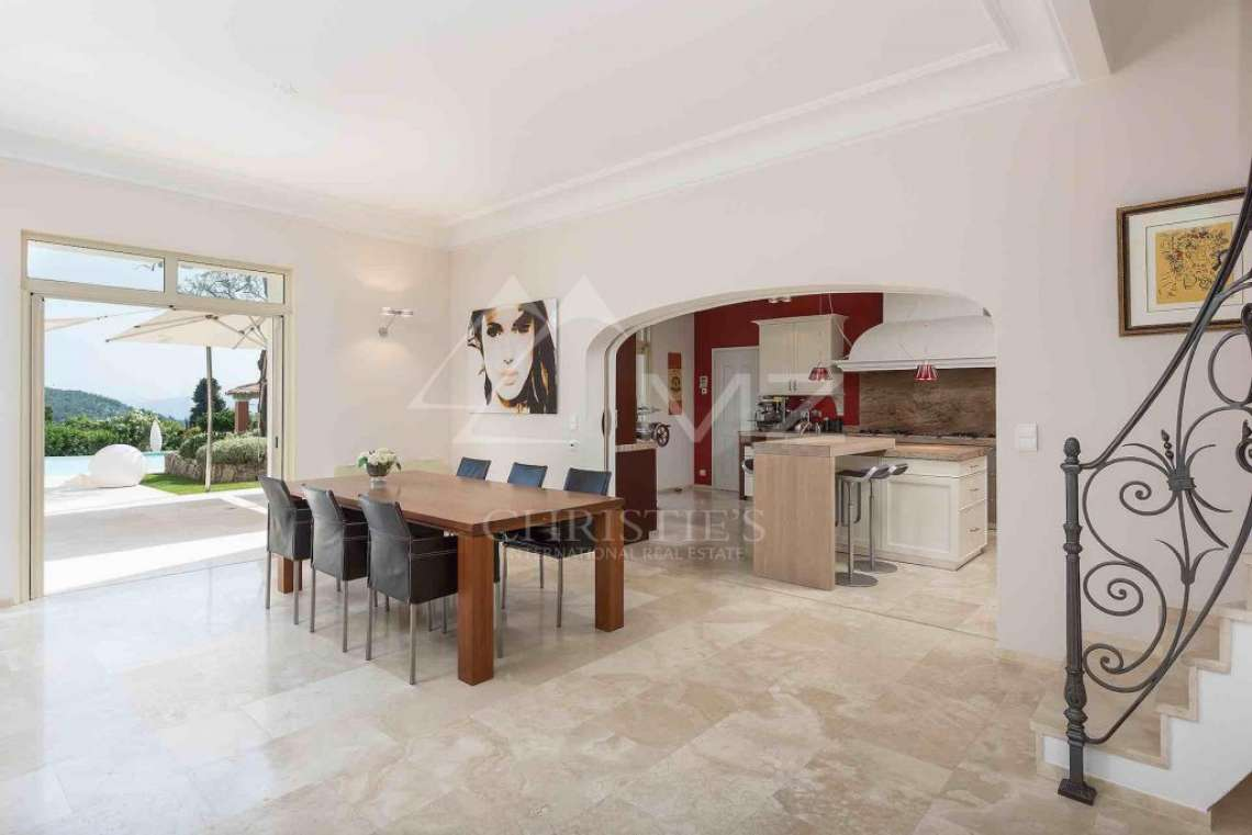 Cannes back country -  Panoramic view - photo6