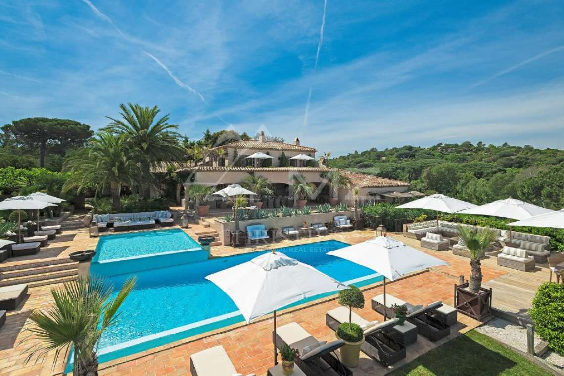 Close To Saint-Tropez - Magnificent Property with fantastic view onto Pampelonne - photo18