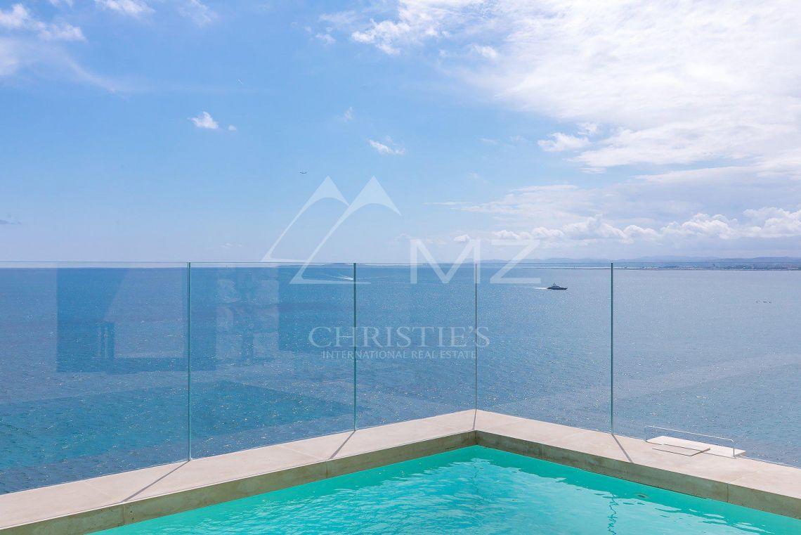 Nice - Cap de Nice - Duplex pieds dans l'eau - photo8