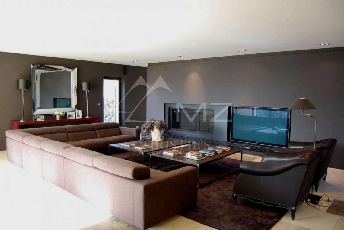 Gordes - Belle maison contemporaine avec vue sur le Luberon - photo4