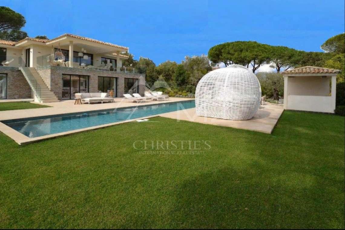 Beautiful villa between Pampelonne and Saint-Tropez - photo13