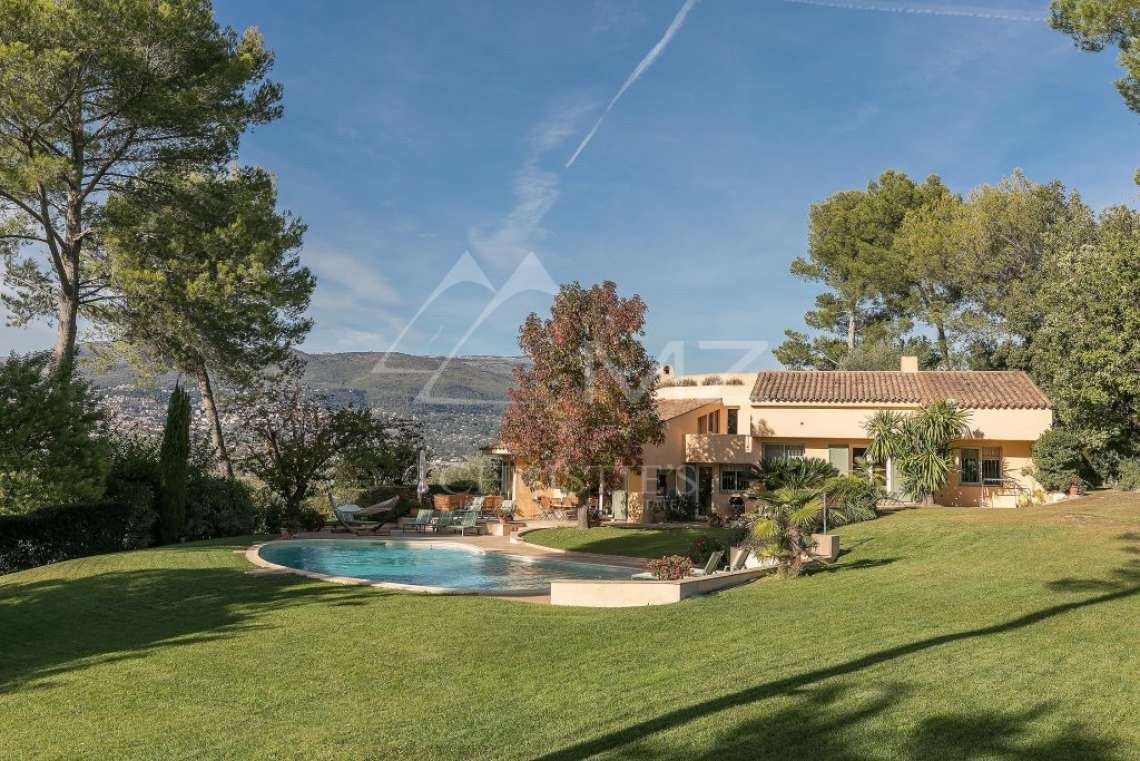 Nearby Mougins - Pleasant provencal modern - photo3