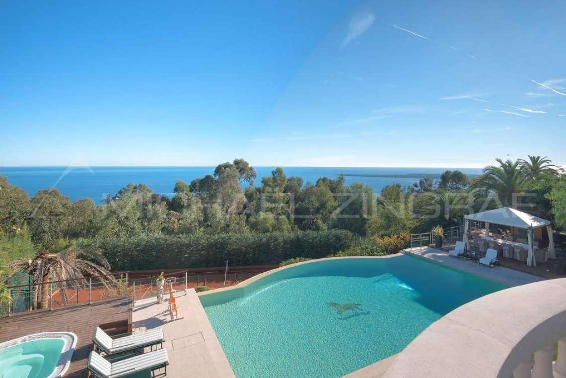Super Cannes - Breathtaking sea view - photo1