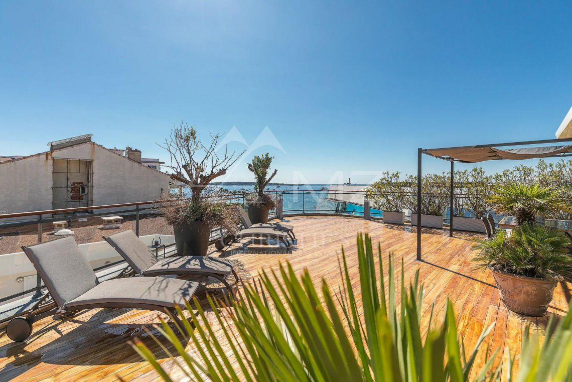 Cannes - Croisette - Exceptional penthouse - photo7