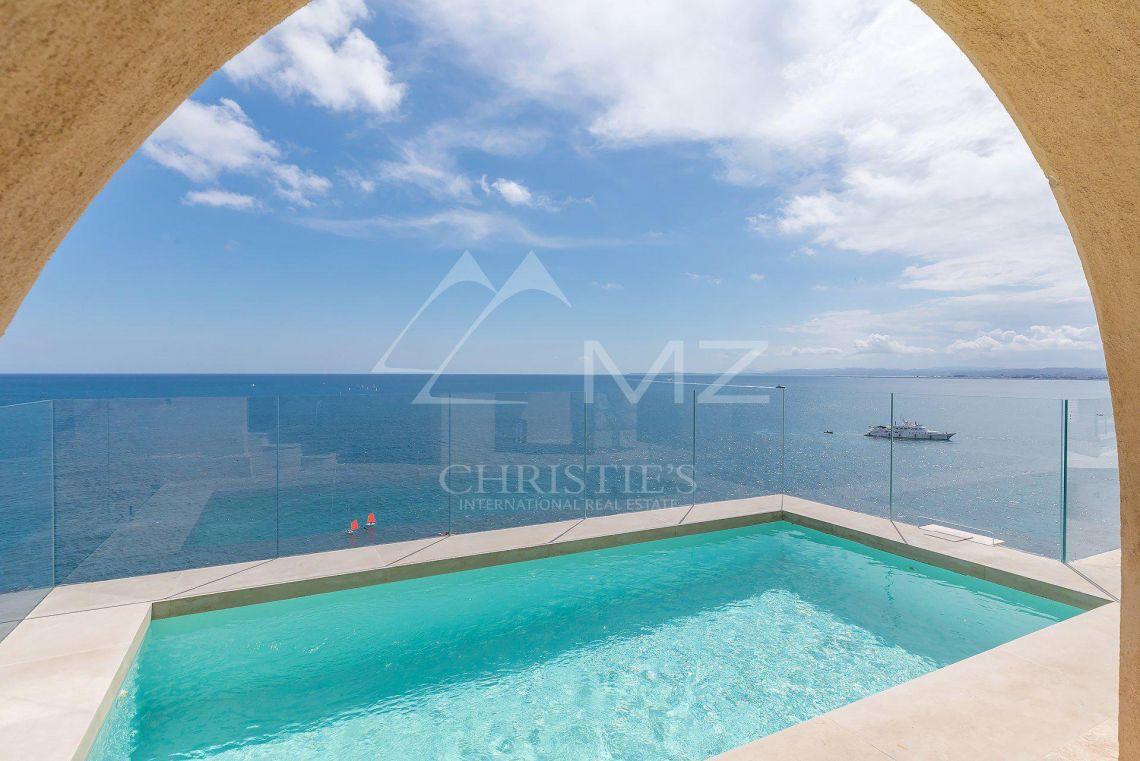 Nice - Cap de Nice - Duplex pieds dans l'eau - photo13