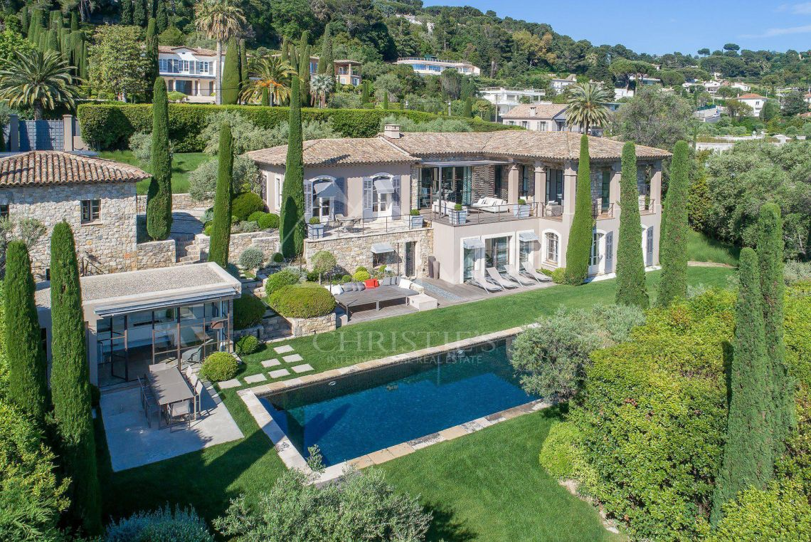 Cannes - Somptuous mansion with panoramic sea views - photo1
