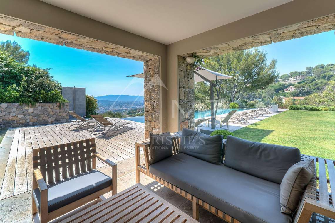 Cannes - Californie - Villa Contemporaine - photo9