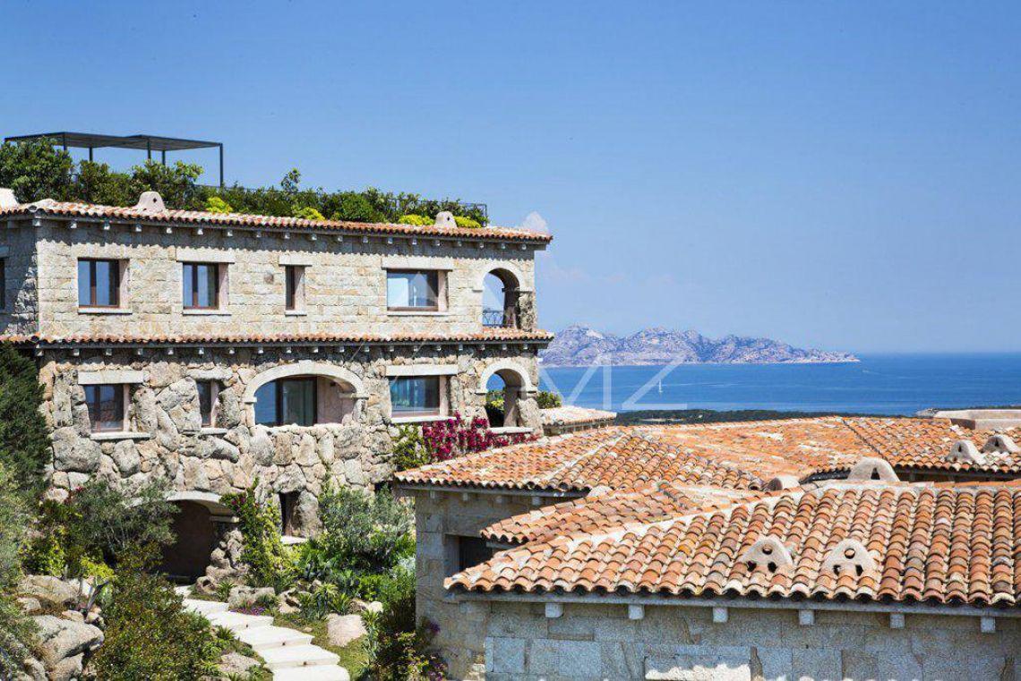 Италия - Порто Черво - Проект исключительной резиденции - photo14
