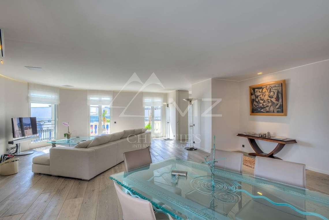 Cannes - Croisette - Exceptional penthouse - photo20