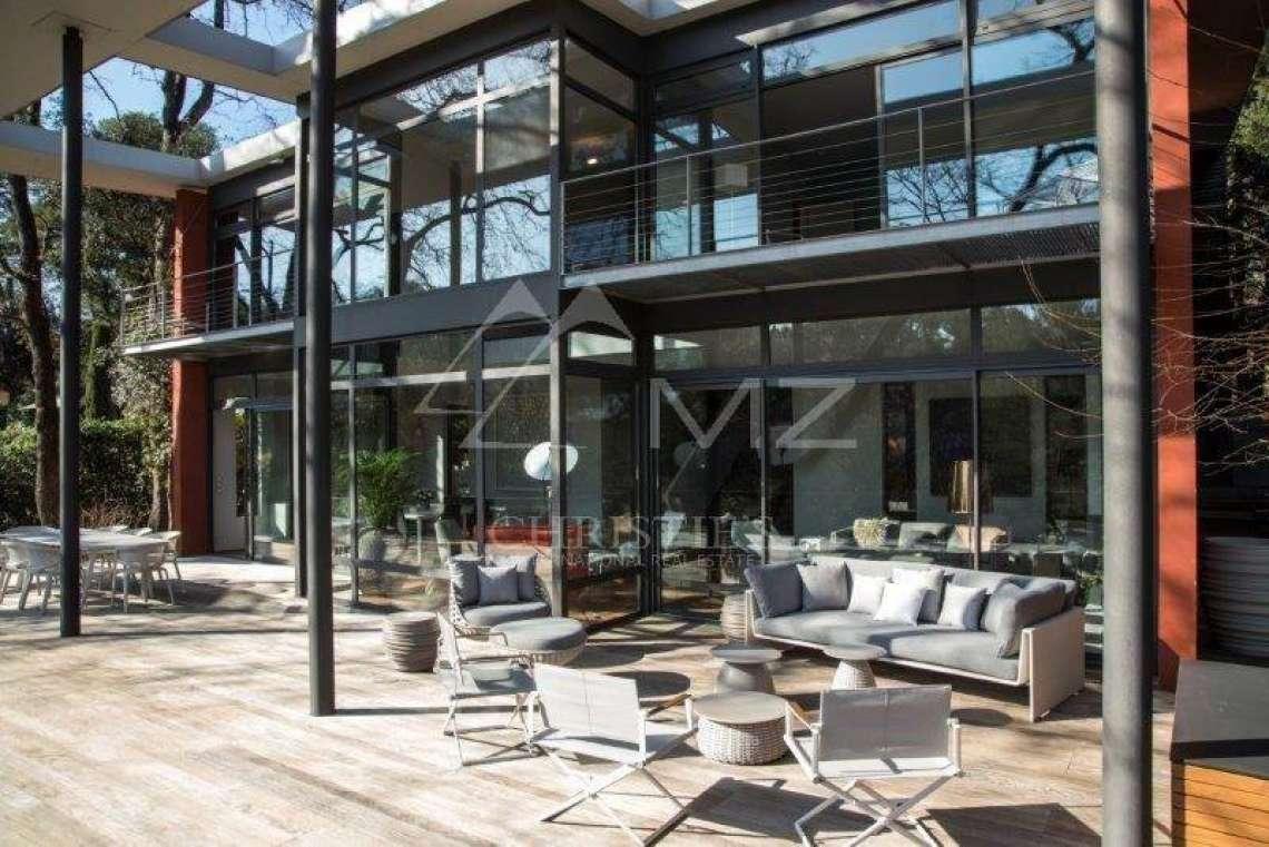 Saint-Paul de Vence - Splendid contemporary villa - photo2