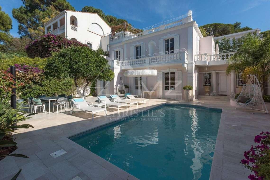Cap d'Antibes - Remarquable villa avec vue mer - photo19