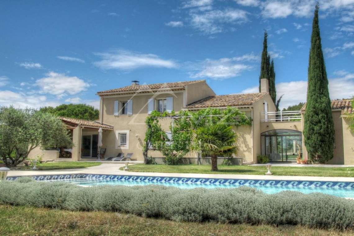 Proche Lourmarin - Magnifique villa - photo2