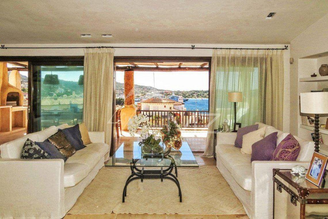 Italie - Porto Cervo - Sardaigne Gallura - Unique appartement de 2 étages - photo6