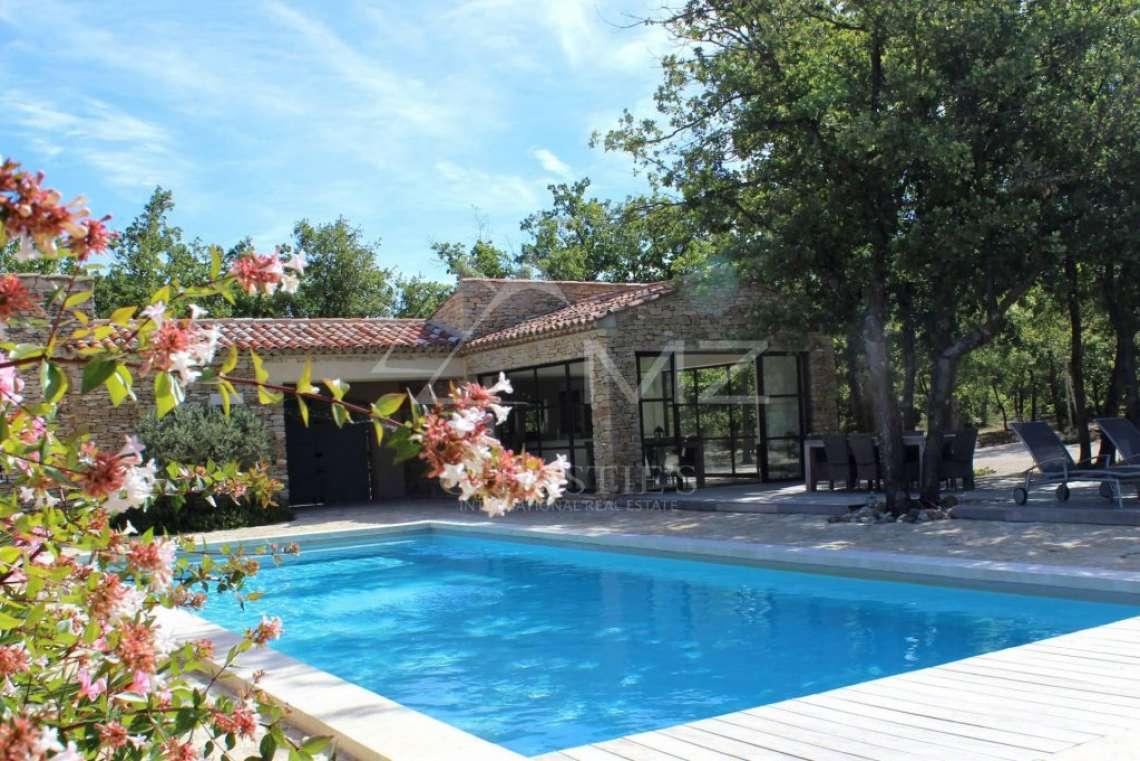 Gordes - Beautiful stone house with pool - photo3