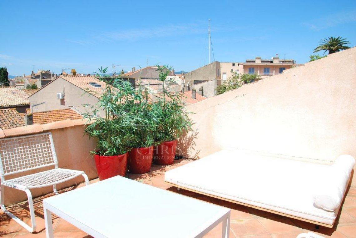 Saint-Tropez - Duplex au coeur du village - photo1