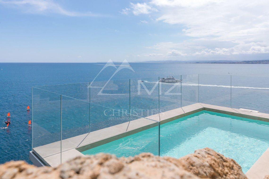Nice - Cap de Nice - Duplex pieds dans l'eau - photo12